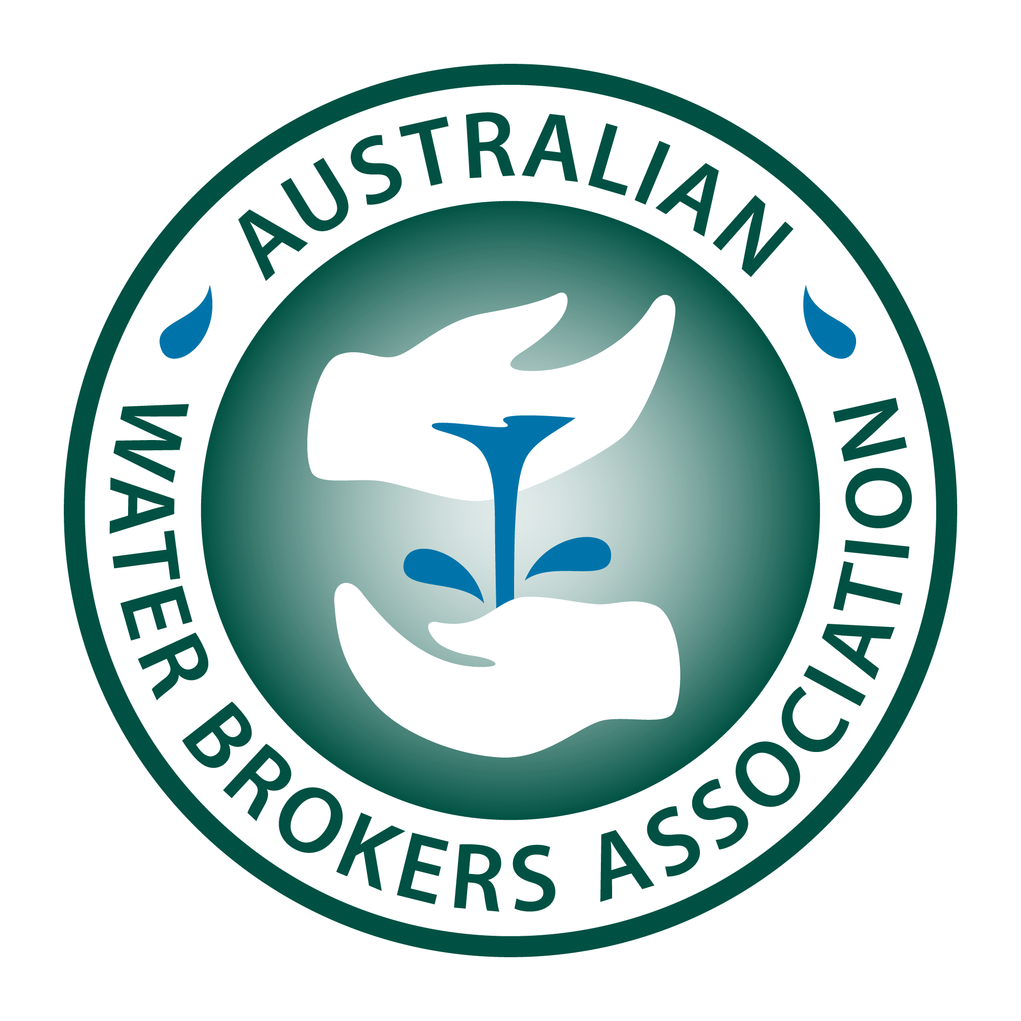 australian water brokers association logo