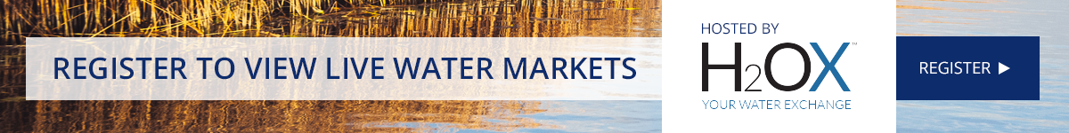 Key Water Live Markets Hosted by h2ox